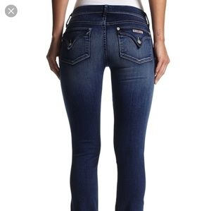 """Hudson Beth baby boot cut jeans 26 and 32"""" inseam"""